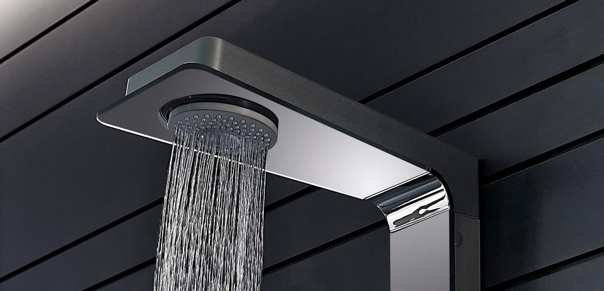 Zestawy prysznicowe Hansa