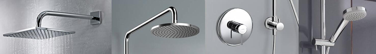 Armatura Hansa Viva system prysznicowy