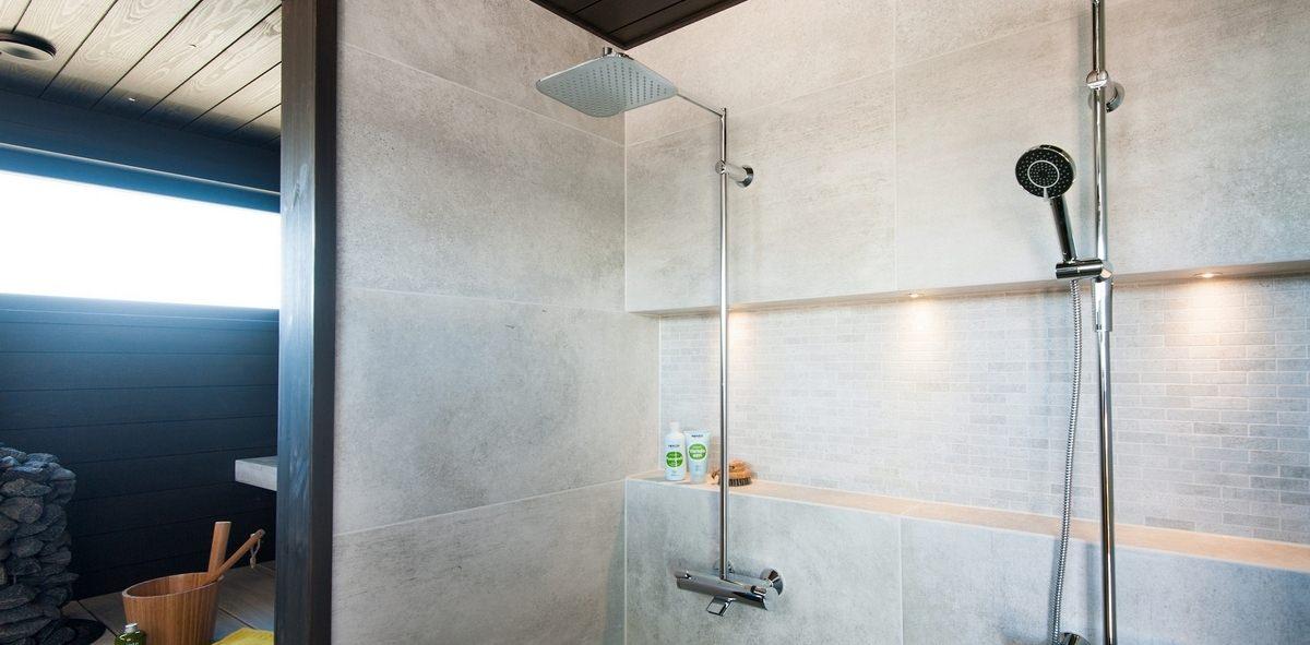 Zestawy prysznicowe Oras