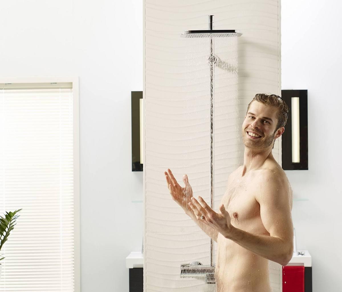 Zestaw prysznicowy termostatyczny Oras Optima 7191U