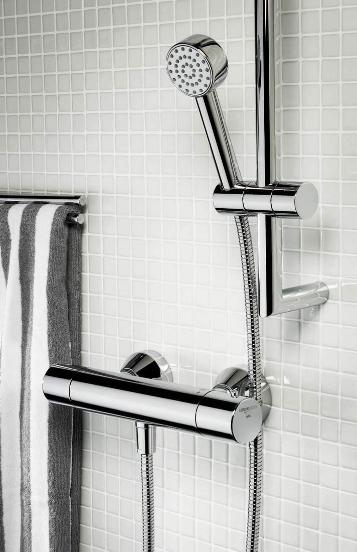 Bateria termostatyczna Oras Alessi z prysznicem